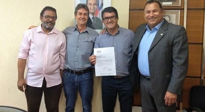 CIVALERG PROTOCOLA OFÍCIOS PARA CONVÊNIOS COM O GOVERNO DO ESTADO